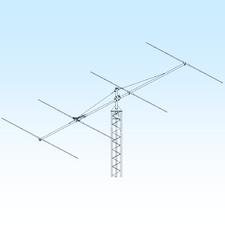 15M4DX, 21.0-21.5 MHz