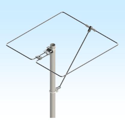 6M HO LOOP, 50.0-50.3 MHz