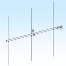 2M-3SS, 144-148 MHz (FG2M3SS)