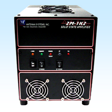 2M-1K2 1.2 kW Solid State Amplifier