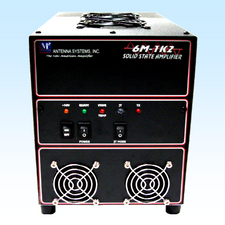 6M-1K2 1.2 kW Solid State Amplifier