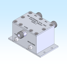 HPR-1, High Power Coaxial Relay