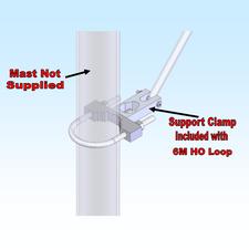 6M HO Support Bracket Mod Kit (FGMASTSUPPMOD6MHO)