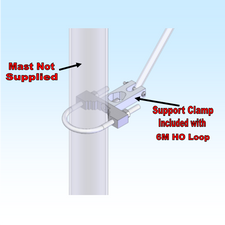 6M HO Support Bracket Mod Kit (FGMASTSUPPMOD6MHO)