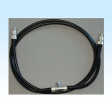 6M 2 Port Cable Power Divider
