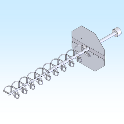 400-600-10, 390-650 MHz Helical