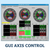 GUI AXIS CONTROL
