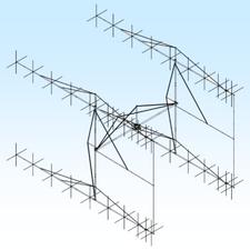 H-FRAME / T-BRACE KIT 6MXP20 2x2 (FGHFTB6MXP202X2)