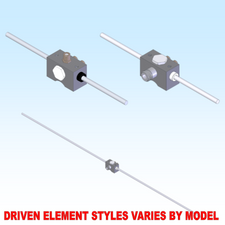 Replacement Driven Element for 222-7EZ
