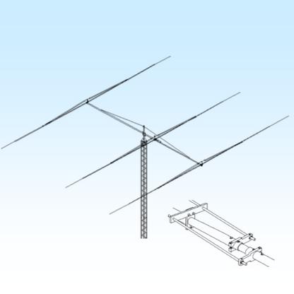 40M3L-125, 7.0-7.3 MHZ
