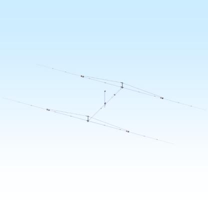 40M2C, 7.0-7.3 MHz (FG40MC)