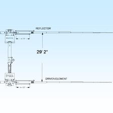 80M2L, 3.50-3.565 & 3.75-3.82 MHz
