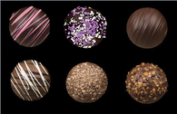 9 Piece Gourmet Truffle Assortment