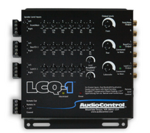 AudioControl LCQ-1 (Black) 6-Channel Equalizer Line-Output Converter