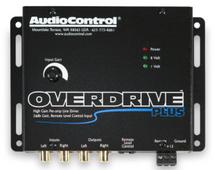 AudioControl Overdrive Plus 2-channel line driver
