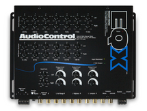 AudioControl EQX 2-Channel Equalizer with Crossover