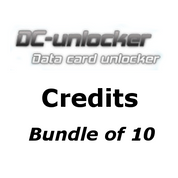 DC Unlocker - 10 Credits