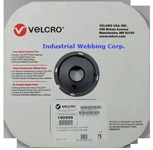 """VELCRO® Brand HI-GARDE® Loop 8000 1"""" x 75' roll Part# 190999"""