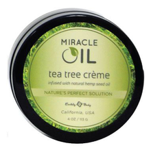 Miracle Oil Creme, 4 oz