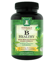 B Healthy: vitamin b complex with co-enzyme factors