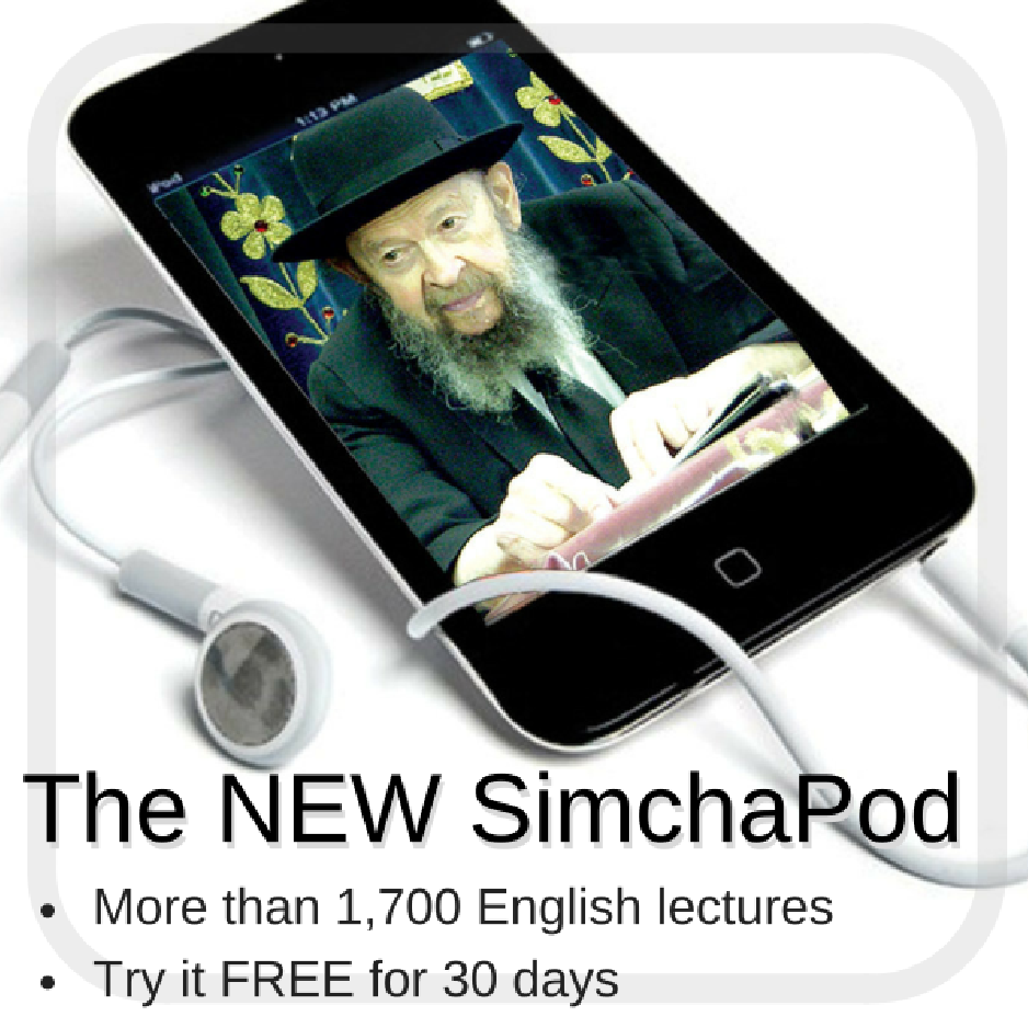 The Rabbi Avigdor Miller SimchaPod
