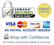 Secure Shopping Verified by Comodo