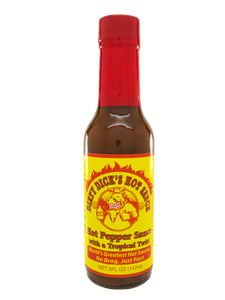 Dirty Dick's Hot Pepper Sauce
