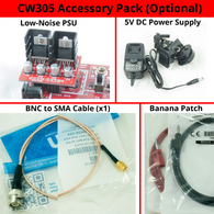 CW305 Accessory Pack