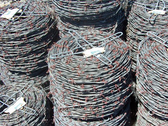 Red Brand Barb Wire 4 pt, 1,320 feet roll= 1 quarter mile (In Store Only)