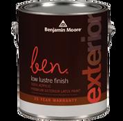 ben® Premium Waterborne Exterior Paint