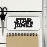 Personalised 'Star' Pencil Case