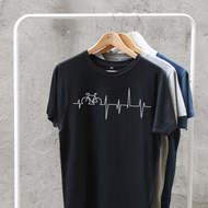 Personalised Heartbeat T Shirt