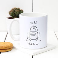 Star Wars 'You R2 Good To Me' Mug