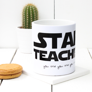 Star Wars 'Star Teacher' Mug
