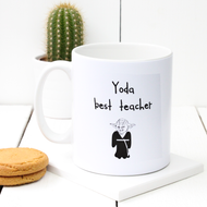 Star Wars 'Yoda Best Teacher' Mug