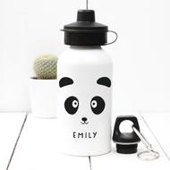 Personalised 'Panda' Water bottle