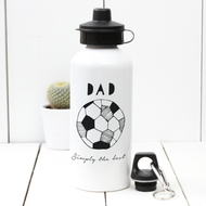 Personalised 'Hand Drawn' Water bottle