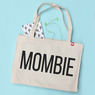 Personalised 'Mombie' Bag