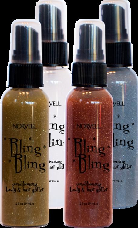 Norvell Bling Bling Shimmer Spray Party Pack