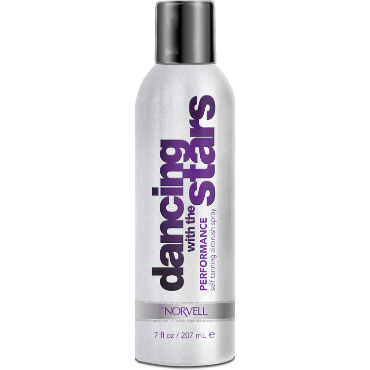 Dancing with the Stars- Performance Self Tanning Airbrush Spray by Norvell Tanning