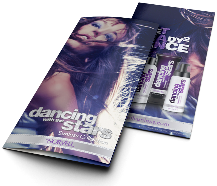 Dancing with the Stars by Norvell Customer Brochure