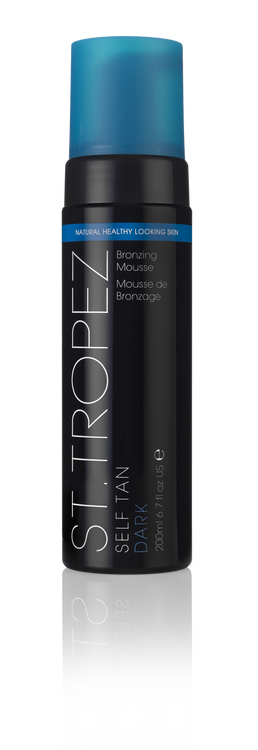 ST TROPEZ DARK SELF TAN BRONZING MOUSSE - 6.7oz