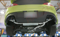 Agency Power Cat-Back Exhaust for 3.8 V6 2010-16 Genesis Coupe