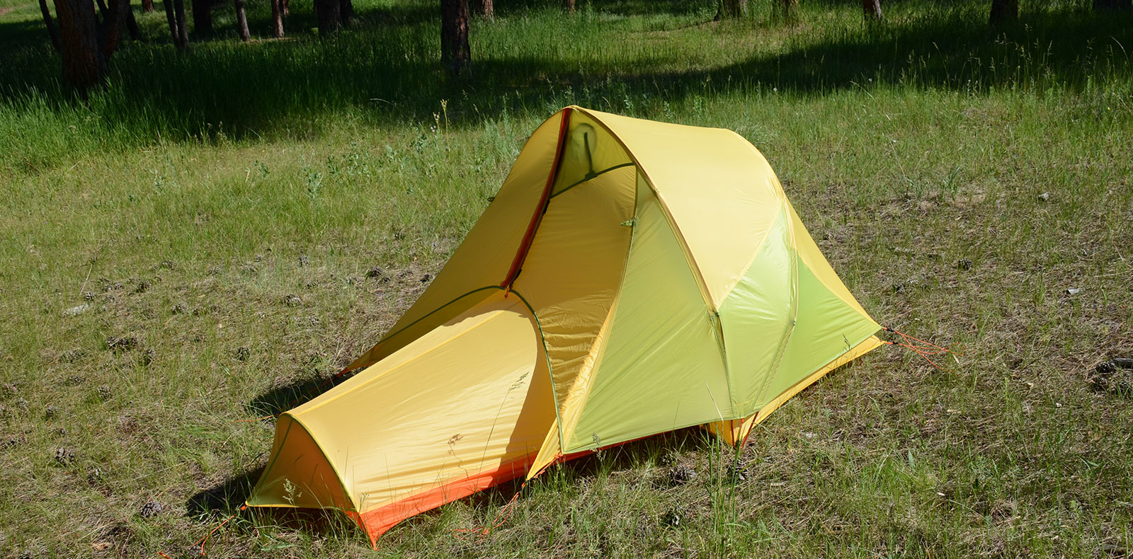 SOLITE 1p tent from 5 Owls