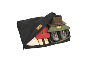 Gear Mat & Boot Bag keep clothing & gear dry!