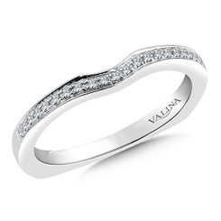 Valina Wedding Band R042BW
