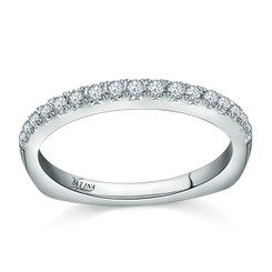 Valina Wedding Band R141BW