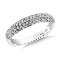 Valina Wedding Band R162BW