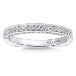 Valina Wedding Band R9223BW