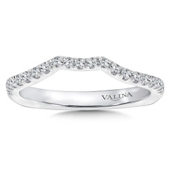 Valina Wedding Band R9229BW-dia